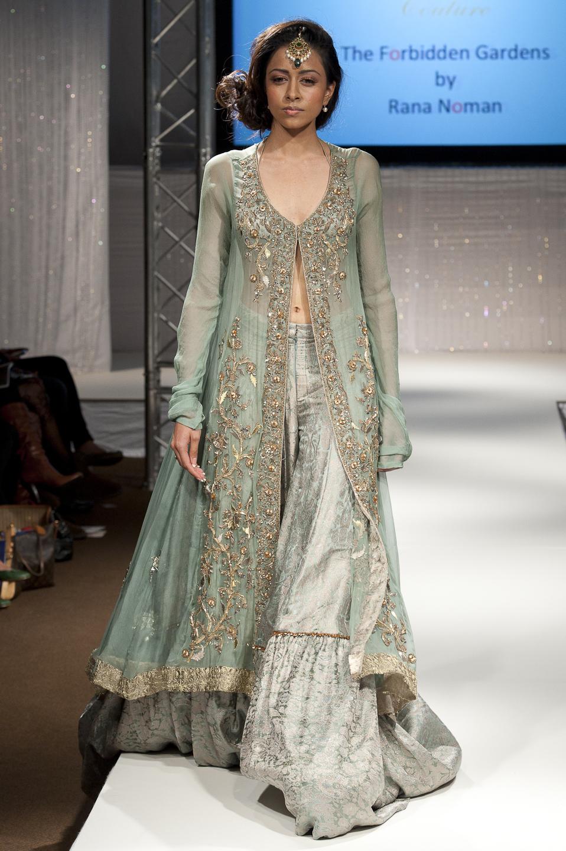 Pakistan Fashion Week London 2011 Rana Noman Shaza S Scrapbook