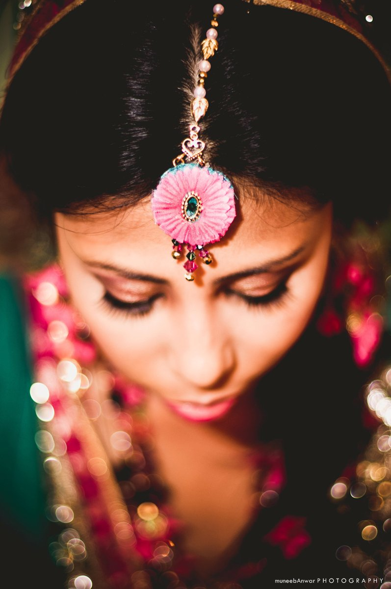 Pakistani Wedding Traditions Flower Jewellery Shazas Scrapbook