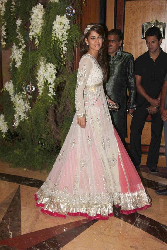 Bollywood: Riteish Deshmukh weds Genelia D\'Souza | Shaza\'s Scrapbook